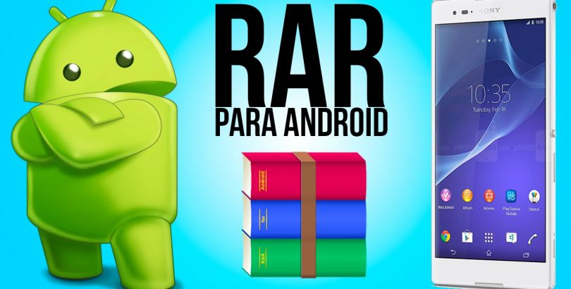 Приложение WinRAR для Android изображение поста