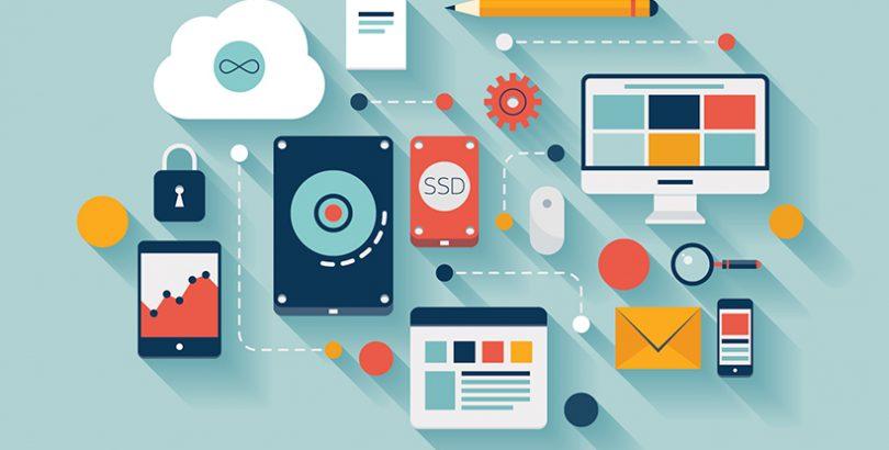 Мода в современном веб дизайне изображение поста