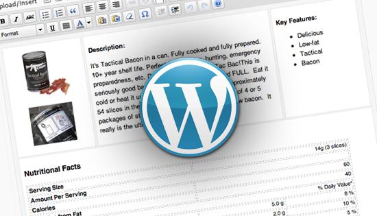 Редактор изображений WordPress: простые инструменты под рукой изображение поста