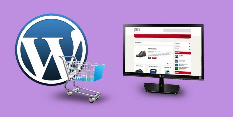 Пошаговая инструкция создания интернет-магазина на WordPress начало изображение поста