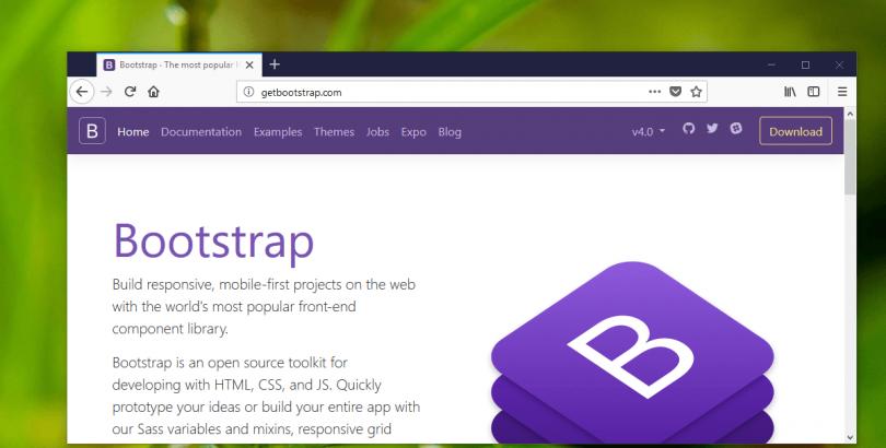 Twitter Bootstrap — jQuery плагин tab изображение поста