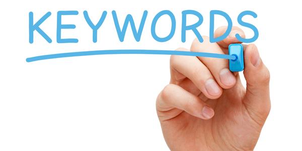 Эффективное использование ключевых слов изображение поста