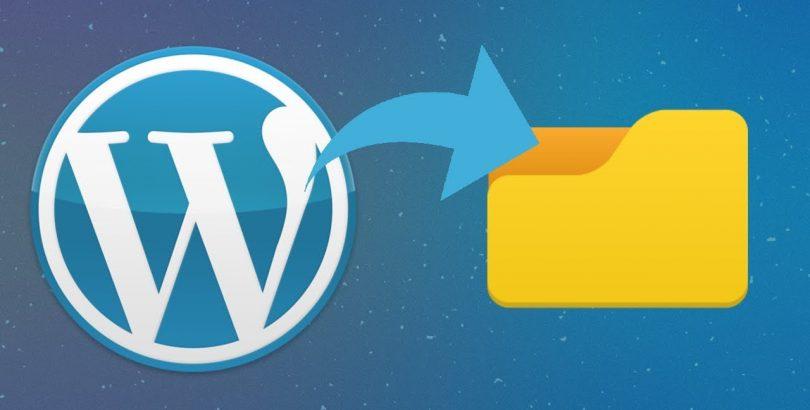 Настройка прав доступа к файлам и папкам на WordPress изображение поста