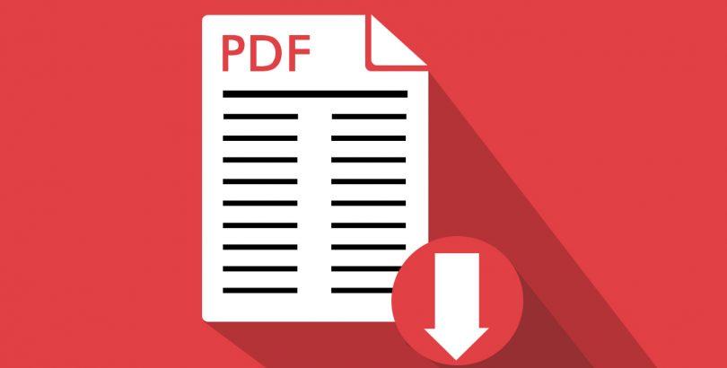 Оптимизация PDF страниц под поисковые системы изображение поста