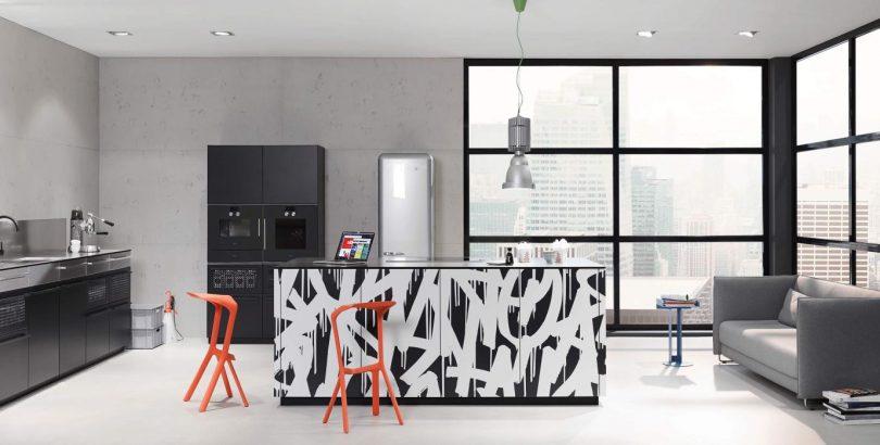 Авангард — стиль дизайна в интерьере изображение поста