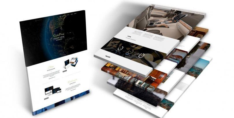 В основу современного дизайна сайтов входят изображение поста