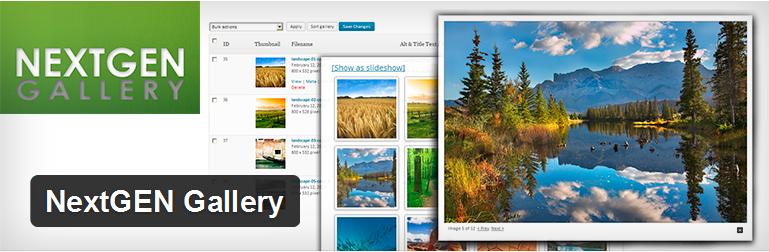 Делаем крутую галерею с помощью плагина NextGEN Gallery изображение поста