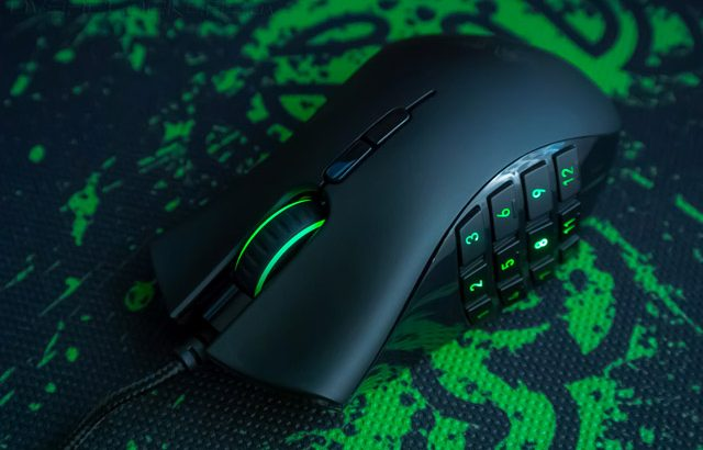 Обзор игровой мышки для ММО Razer Naga Expert MMO изображение поста