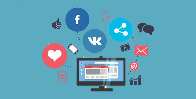 Социальные сигналы и SEO: как влияют социальные сети на продвижение сайта изображение поста