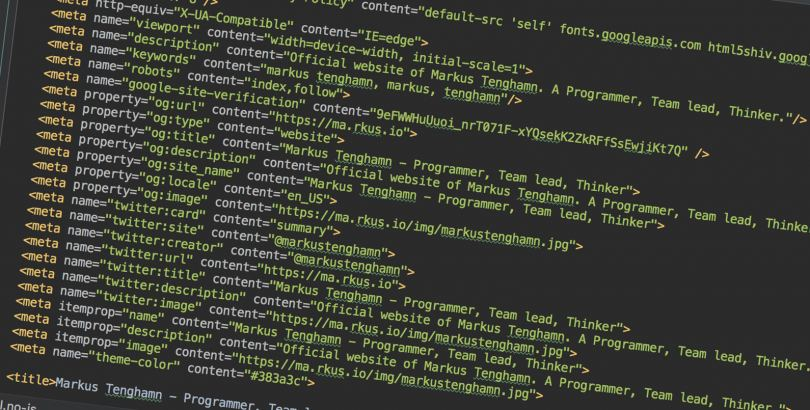 Поговорим о разметках: особенности rel=author и rel=publisher изображение поста