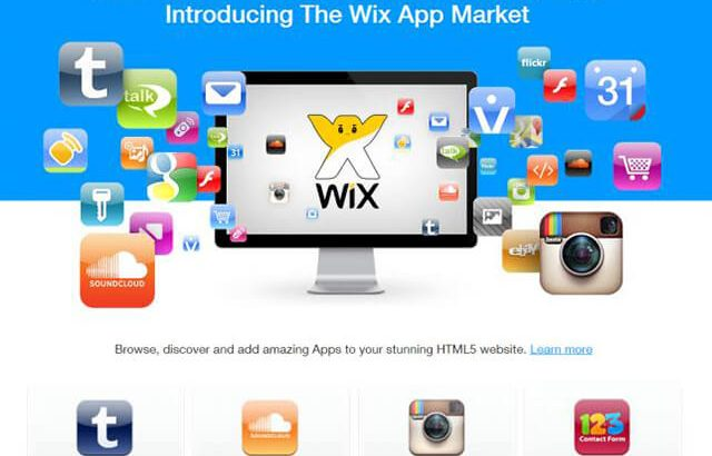 Wix – удобный конструктор сайтов изображение поста