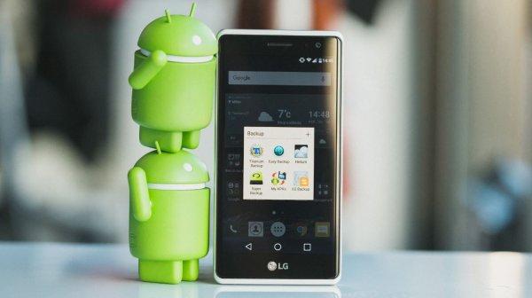 Резервное копирование важных данных Android изображение поста
