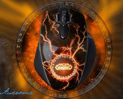 Обзор мышки SteelSeries WoW Legendary изображение поста