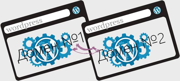 Смена домена сайта WordPress: Что нужно знать веб-мастеру? изображение поста