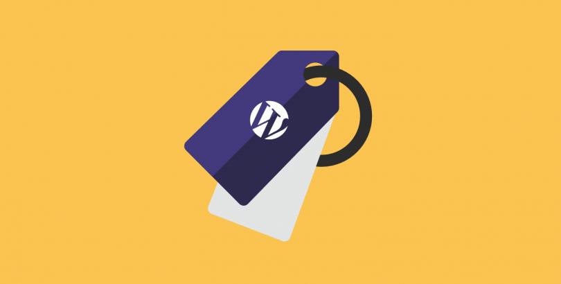 Что такое метки WordPress и как с ними работать изображение поста