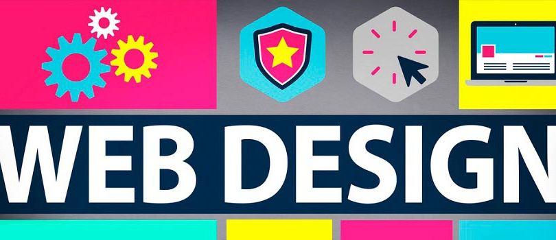 Цветовые стили дизайна веб-сайта изображение поста