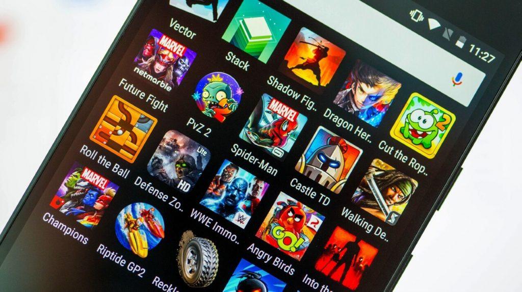 Компьютерные игры для телефонов iPhone и iPad
