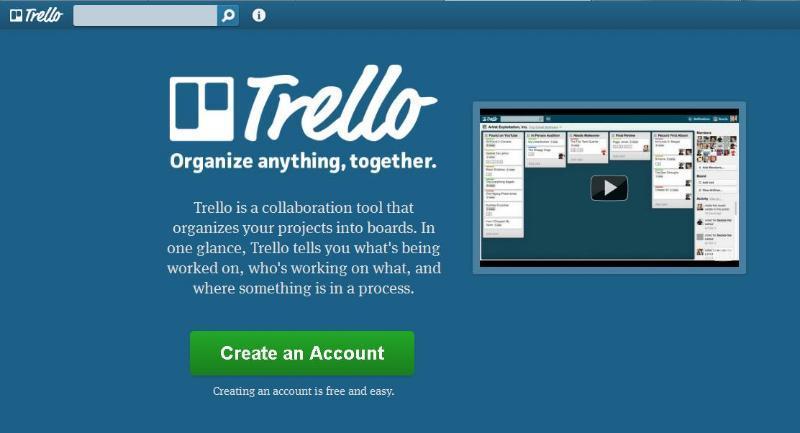 Trello: организация рабочего времени в японском стиле