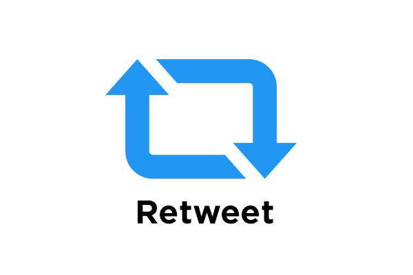Выводим кнопку retweet на сайт WordPress изображение поста