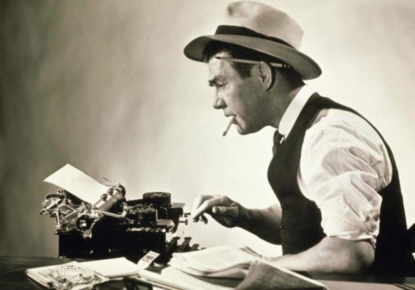 Работа журналистом