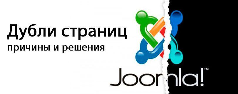 Все о дублях страниц в Joomla и как с ними бороться изображение поста